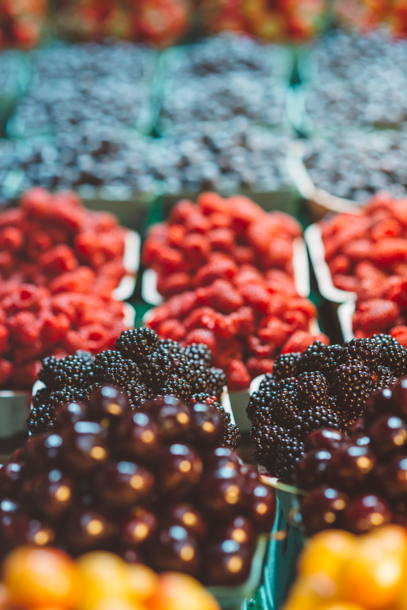 Fresh Organic Berries For Sale