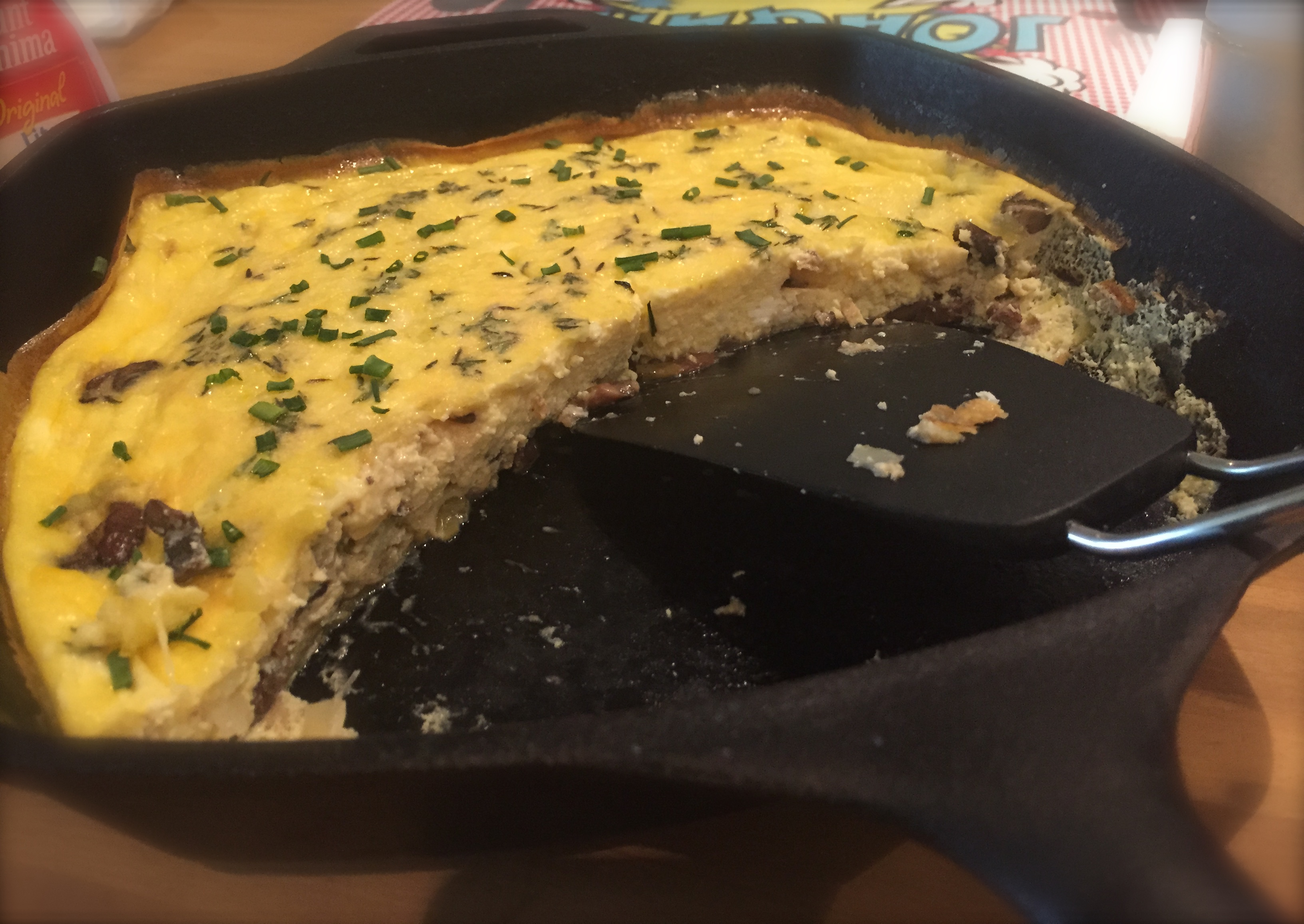Frittata_in pan