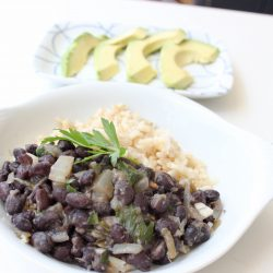 Rice & Beans (1 of 1)